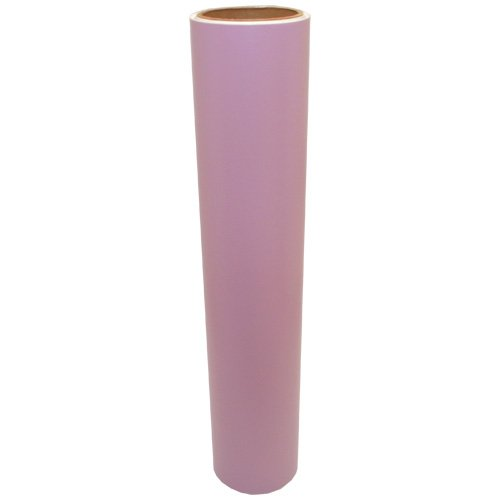 Vinyl Oasis Craft & Hobby Vinyl - Matte Lilac W/ Removable Adhesive - 12 In. X 10 Ft. Roll
