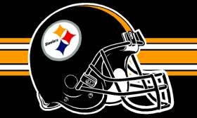 Pittsburgh Steelers 3x5 Flag by Caseys Distributing