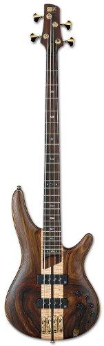Ibanez SR1800E Premium 4-String Electric Bass Flat Natural Rosewood fretboard