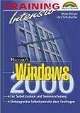 echange, troc Jörg Schumacher - Microsoft Windows 2000. Training intensiv.