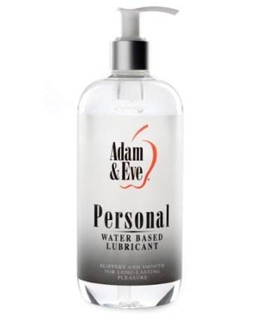 Adam & Eve Personal Water Based Lube - 16oz (Adam And Eve Bullet compare prices)