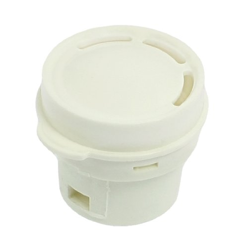 Plastic Cooker Steam Release Valve Vent Replacement White