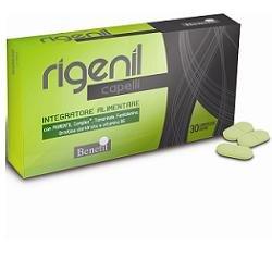 Benefit Rigenil Integratore Alimentare per Capelli Capelli - 30 Compresse