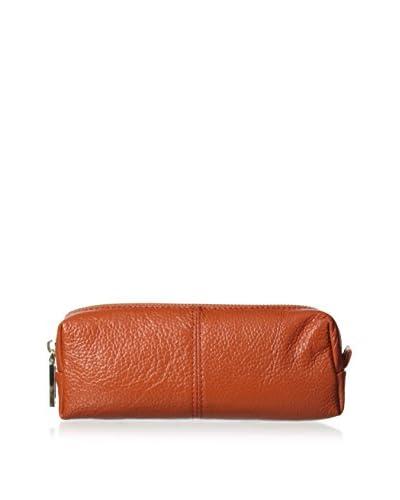 Zenith Women's Cosmetic Case, Orange