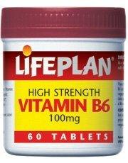 High Strength Vitamin B6 100mg 60