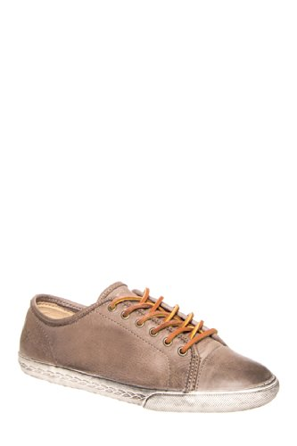 Frye Mindy Low Flat Sneaker