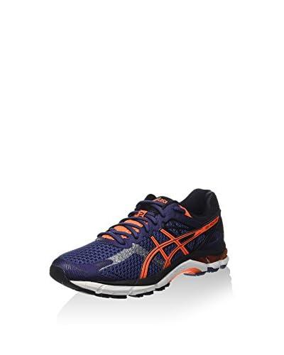Asics Sneaker Gel-Indicate 2 [Viola/Arancione/Nero]