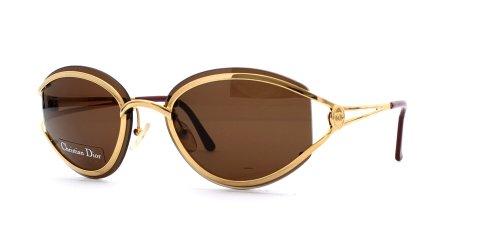 christian-dior-lunette-de-soleil-femme-marron-brown-gold