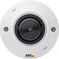 Axis Communications 0516-001 1 MP Fixed Mini Dome Network Camera