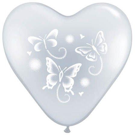 """15"""" Wispy Butterflies"""