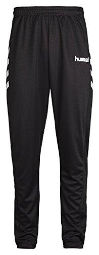 Hummel-Pantaloni da uomo Core Poly, Uomo, Pants Core Poly, nero, L