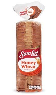 Sara Lee Honey Wheat Bread 20 oz (Bread Honey Wheat compare prices)