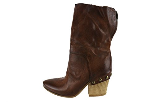 VIC stivali donna marrone pelle AH890 (35 EU)