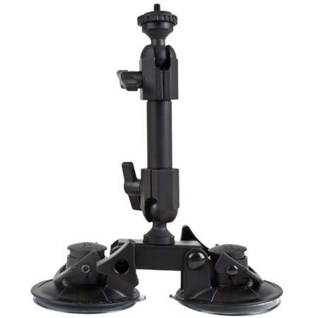 デルキン Fat Gecko 2点支持マウント 吸盤式カメラマウント DDFG-SCTN