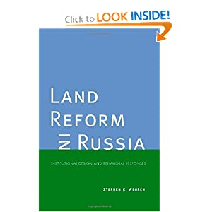 Agrarian Reform in Russia | Economy Watch