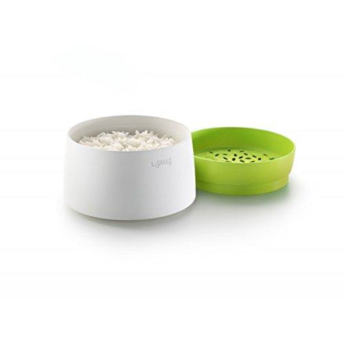 lekue-0200700v06m017-cuisiniere-pour-riz-plastique-vert-blanc-45-x-35-x-25-cm