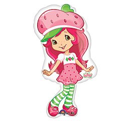 Strawberry Shortcake 31 In. Large Shape Foil Balloon - Each