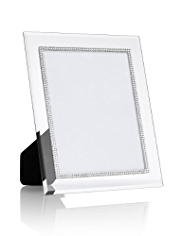 "Beaded Photo Frame 20 x 25cm (8 x 10"")"