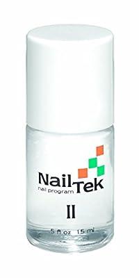 NAILTEK CITRA Formula 2 Intensive Therapy Treatment for Soft, Peeling Nails 0.5oz