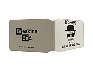 Official Breaking Bad Heisenberg Travel Card Holder