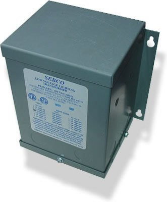 1200-watt 24-volt Magnetic Low Voltage Transformer