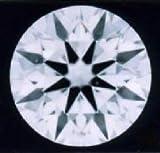 ダイヤモンドルース1.0ct. D-VVS1-3EX(H&C)中央宝石研究所(CGL)鑑定書付