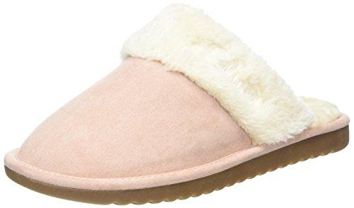 s.Oliver 27100, Pantofole Donna, Rosa (Pink 510), 37 EU