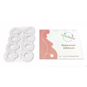 Bellybuds Replacement Adhesive - 4 pack