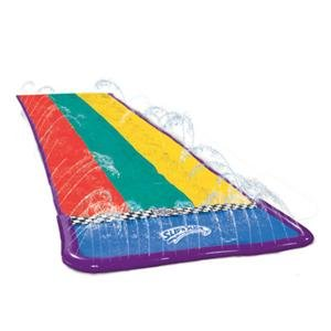 Why Choose Slip N' Slide Triple Racer with Slide Boogies