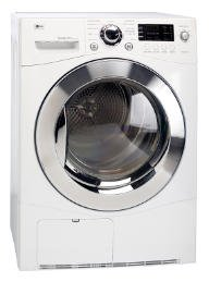 LG 4.2 CF 24 COMPACT DRYER WHITE
