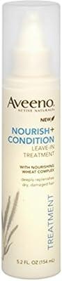 AVEENO ACTIVE NATURALS Nourish+Condition Leave-In Treatment 5.20 oz
