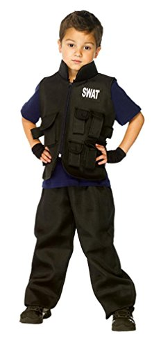 SWAT Commander Costume - Large
