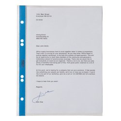 office-depot-confezione-da-25-buste-trasparenti-a5-polipropilene-ruvido-con-banda-rafforzata-colore-