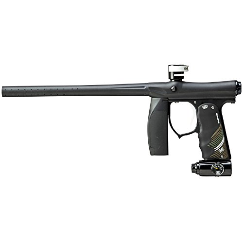 Empire Paintball 2015 Invert Mini Paintball Marker - Dust Black w/Polished Black Accents (Invert Mini Barrel compare prices)