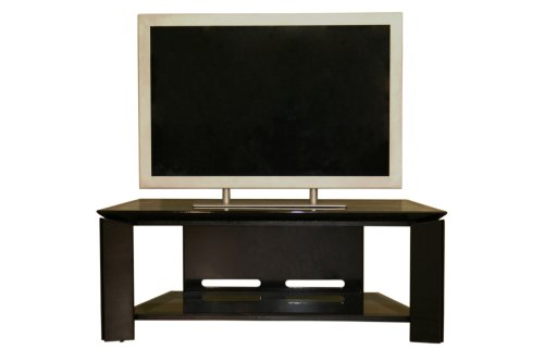 Black Glass Tv Stand Rating Review Baxton Studio Tatiana Black