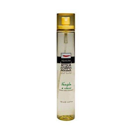 Aquolina acqua corpo vaniglia&cocco di Aquolina, Acqua Profumata Donna - Spray 150 ml.