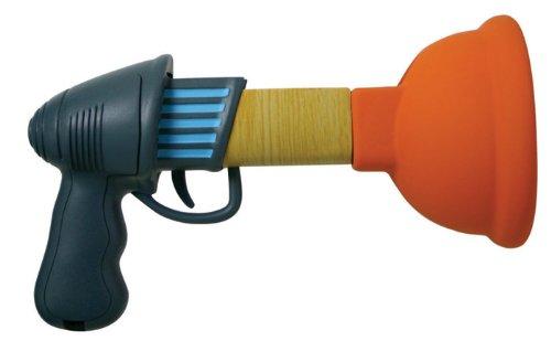 Mad Catz Official Rayman Raving Rabbids Plunger Gun (Wii)