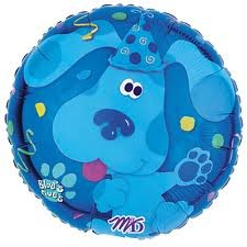 "Blues Clues 18"" Foil Balloon"