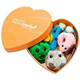 Giantmicrobes Heart Burned Gift Box