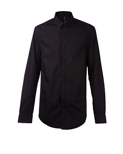 ROCHAMBEAU Men's Mesh Panel Shirt