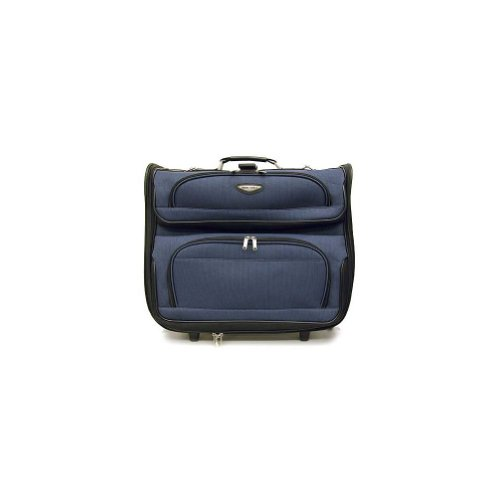 Travelers Choice Luggage Amsterdam Business Rolling Garment Bag