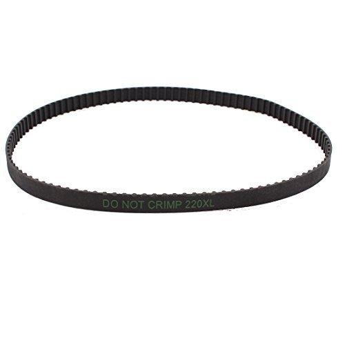 220xl-22-inch-girth-110t-black-rubber-synchro-machine-timing-belt