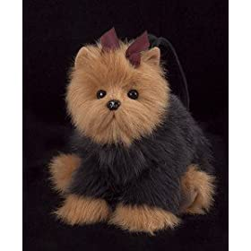 yorkshire terrier plush