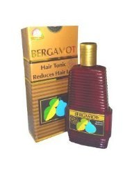 Bergamot Tonic Reduces Hair Loss Generate Hair Growth Anti-Dandruff Gold 200 Ml From Thailand ( By Abobon )Best Sellers