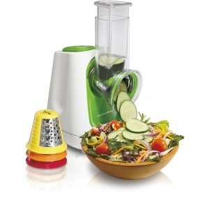 Hamilton Beach SaladXpress Food Processor (70950) - White - 70950