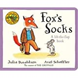 Tales From Acorn Wood: Fox's Socks: A lift-the flap bookby Julia Donaldson