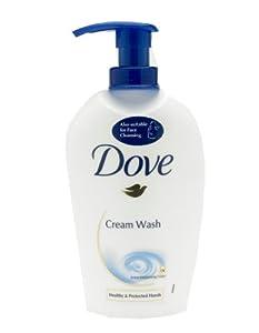 Dove Feuchtigkeits Creme-Waschlotion Spender, 1er Pack (1 x 250 ml)