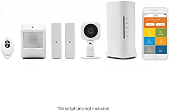 Home8 Security Alarm System w/720p HD Camera