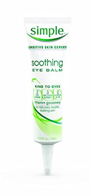 Simple Soothing Eye Balm, 0.5 Ounce