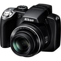 Nikon Coolpix P80 Digitalkamera (10 Megapixel, 18-fach opt. Zoom, 2,7